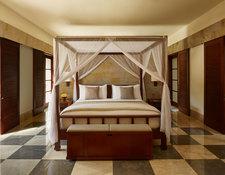 4ベッドルームヴィラのベッドルーム