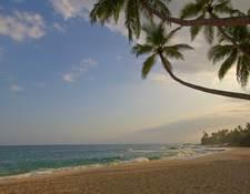 アマンウェラのビーチ