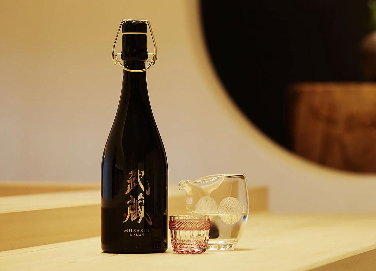 アマン武蔵のお酒