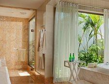 ムリアヴィラスのバスルーム